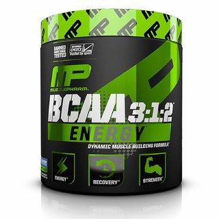 Muscle Pharm BCAA 312 Energy - 270g (Blue Raspberry)