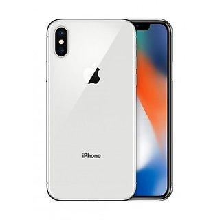 Apple iPhone X  Silver, 256 GB   Box Open