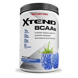 Scivation Xtend BCAA's Blue rasberry 30 servings