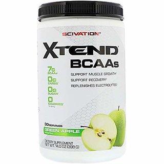 Scivation Xtend BCAA, 30 Serving (Green Apple)