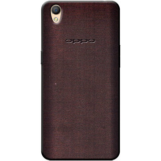 sports shoes 4ec81 a4859 Cellmate Fashion Case And Cover For Oppo A37f - Brown