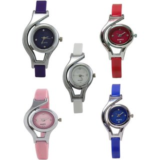 TRUE COLORS HOT SELLING COMBO ALL TIME HIT Analog Watch - For Women