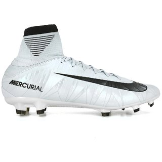 d647c61bb Buy Nike Mercurial Veloce III DF CR7 FG Blue Tint Football Shoes Online    ₹17995 from ShopClues