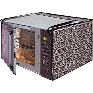 Dream Care Printed Microwave Oven Cover for Panasonic 27 Litre Convection Microwave Oven NN-CT645BFDG