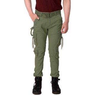 Klick2Style Stylish and Trendy Dori Style Cargo Pants for Men