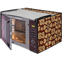Dream Care Printed Microwave Oven Cover for LG 20 Litre Solo Microwave Oven MS2043DB