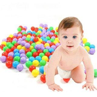 Kuhu Creations Supreme Joy  Learning Toys. (Balls Small, Multi Hard Plastic, 24 Pcs)