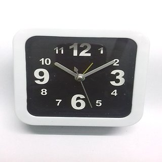 just one click Table Alarm Clock
