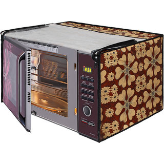 Dream Care Printed Microwave Oven Cover for Samsung 21 Litre Convection Microwave Oven CE77JD-LB