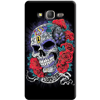 FABTODAY Back Cover for Samsung Galaxy J2 Ace - Design ID - 0639