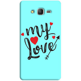 FABTODAY Back Cover for Samsung Galaxy J2 Ace - Design ID - 0990