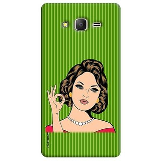 FABTODAY Back Cover for Samsung Galaxy J2 Ace - Design ID - 0303