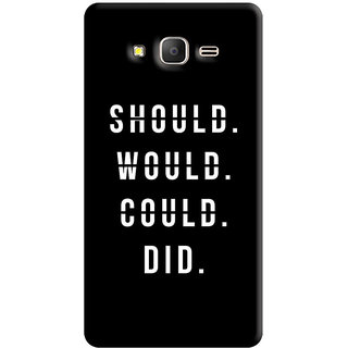 FABTODAY Back Cover for Samsung Galaxy J2 Ace - Design ID - 0994