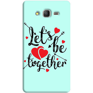 FABTODAY Back Cover for Samsung Galaxy J2 Ace - Design ID - 0998