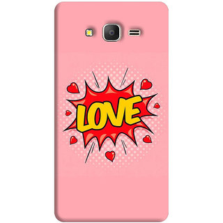 FABTODAY Back Cover for Samsung Galaxy J2 Ace - Design ID - 0690