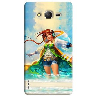 FABTODAY Back Cover for Samsung Galaxy J2 Ace - Design ID - 0352