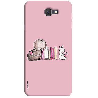 FABTODAY Back Cover for Samsung Galaxy On Nxt - Design ID - 0371