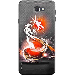 FABTODAY Back Cover for Samsung Galaxy On Nxt - Design ID - 0022