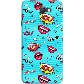 FABTODAY Back Cover for Samsung Galaxy On Nxt - Design ID - 0718