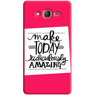 FABTODAY Back Cover for Samsung Galaxy J2 Ace - Design ID - 0694