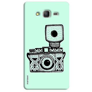 FABTODAY Back Cover for Samsung Galaxy J2 Ace - Design ID - 0356
