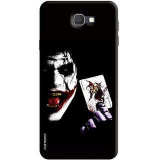 FABTODAY Back Cover for Samsung Galaxy On Nxt - Design ID - 0026