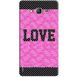 FABTODAY Back Cover for Samsung Galaxy J2 Ace - Design ID - 0360