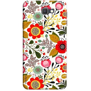 FABTODAY Back Cover for Samsung Galaxy On Nxt - Design ID - 0378