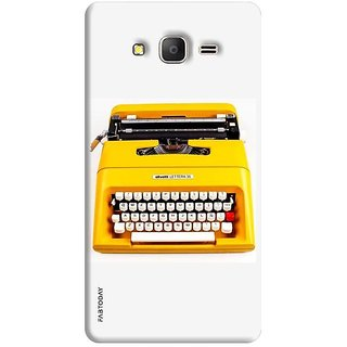 FABTODAY Back Cover for Samsung Galaxy J2 Ace - Design ID - 0363