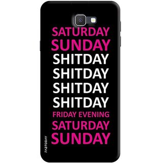 FABTODAY Back Cover for Samsung Galaxy On Nxt - Design ID - 0381