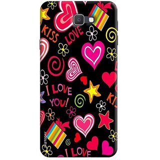 FABTODAY Back Cover for Samsung Galaxy On Nxt - Design ID - 0033
