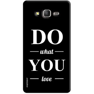 FABTODAY Back Cover for Samsung Galaxy J2 Ace - Design ID - 0395
