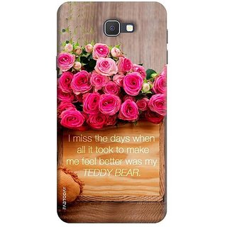 FABTODAY Back Cover for Samsung Galaxy On Nxt - Design ID - 0064