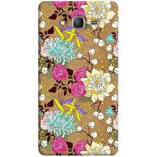 FABTODAY Back Cover for Samsung Galaxy J2 Ace - Design ID - 0733