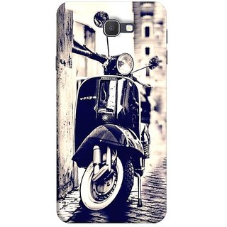FABTODAY Back Cover for Samsung Galaxy On Nxt - Design ID - 0068