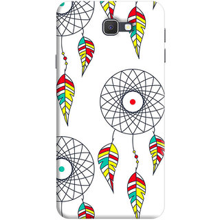 FABTODAY Back Cover for Samsung Galaxy On Nxt - Design ID - 0762