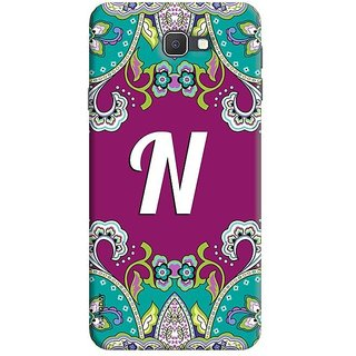 FABTODAY Back Cover for Samsung Galaxy On Nxt - Design ID - 0418