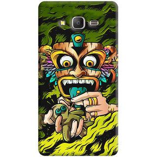 FABTODAY Back Cover for Samsung Galaxy Grand Prime - Design ID - 0624