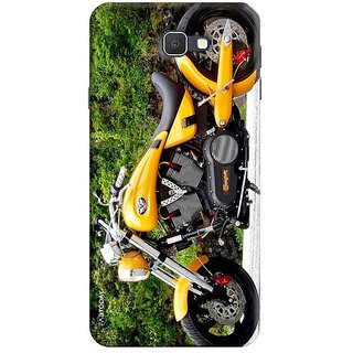 FABTODAY Back Cover for Samsung Galaxy On7 Prime - Design ID - 0098