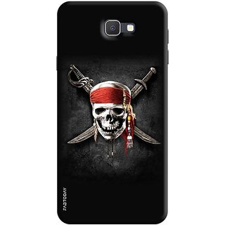 FABTODAY Back Cover for Samsung Galaxy On7 Prime - Design ID - 0105
