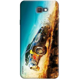 FABTODAY Back Cover for Samsung Galaxy On7 Prime - Design ID - 0109