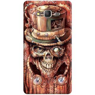 FABTODAY Back Cover for Samsung Galaxy Grand Prime - Design ID - 0654