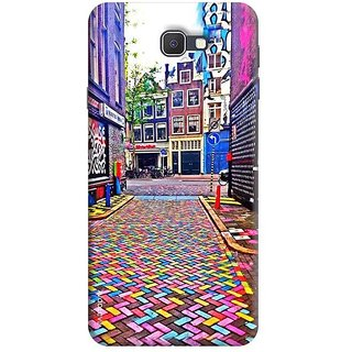 FABTODAY Back Cover for Samsung Galaxy On Nxt - Design ID - 0119