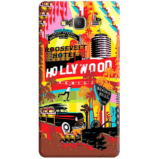 FABTODAY Back Cover for Samsung Galaxy J2 Ace - Design ID - 0455