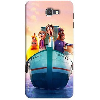 FABTODAY Back Cover for Samsung Galaxy On Nxt - Design ID - 0126