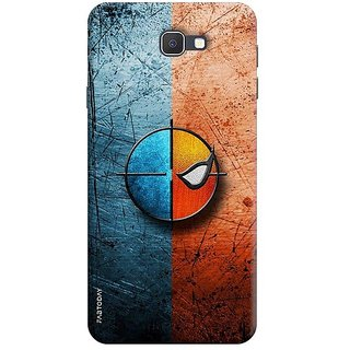 FABTODAY Back Cover for Samsung Galaxy On7 Prime - Design ID - 0146