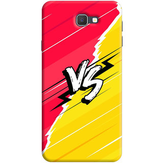 FABTODAY Back Cover for Samsung Galaxy On7 Prime - Design ID - 0492