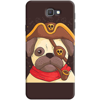 FABTODAY Back Cover for Samsung Galaxy On7 Prime - Design ID - 0498