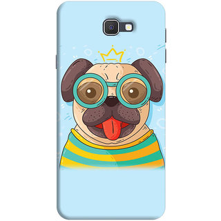 FABTODAY Back Cover for Samsung Galaxy On7 Prime - Design ID - 0499