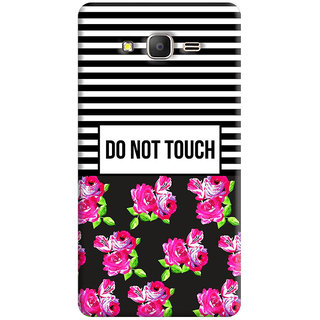 FABTODAY Back Cover for Samsung Galaxy J2 Ace - Design ID - 0465